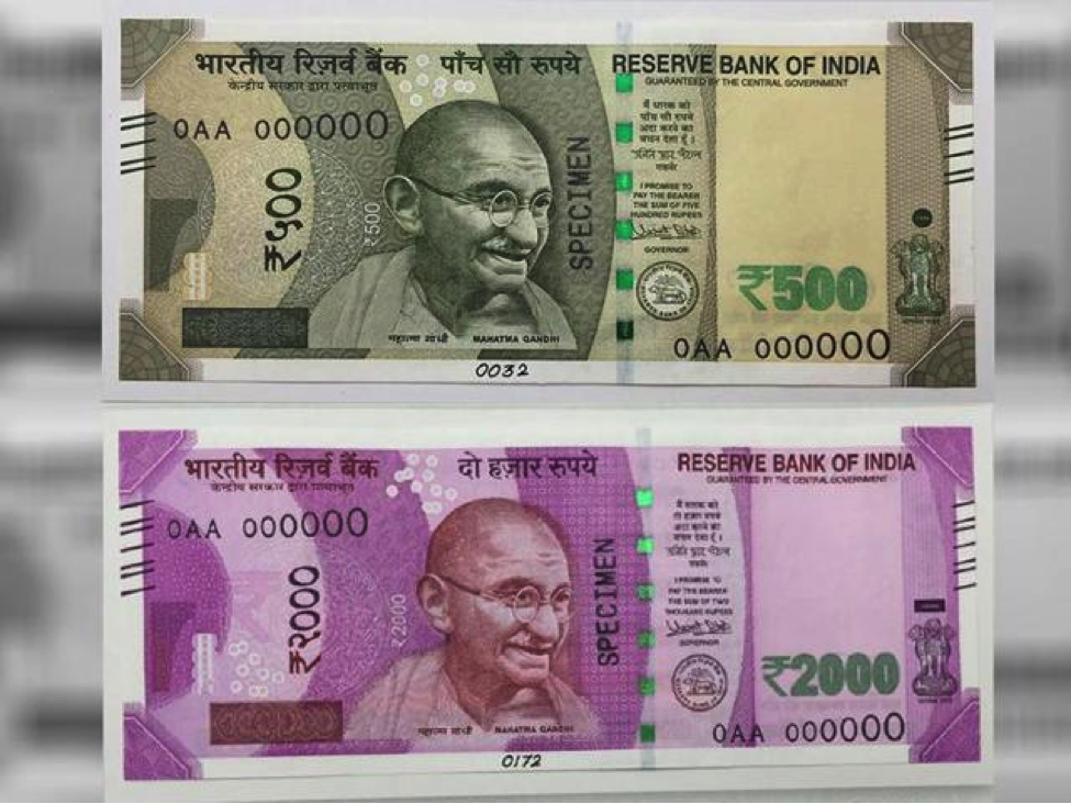 Demonetisation of the Indian Rupee 101  